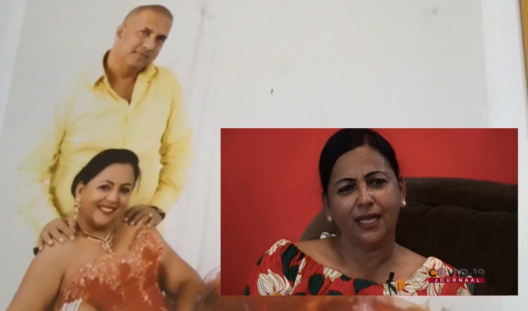 echtpaar Thakoer Suriname