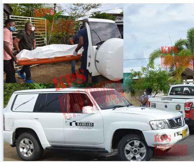 Broer steekt zus dood te Paramaribo – politie Suriname – video