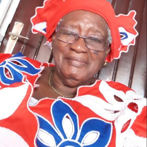 Oma Linger Suriname