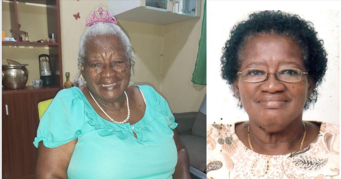Onze geliefde Elizabeth Linger – Alexis wordt begraven in Paramaribo – foto's