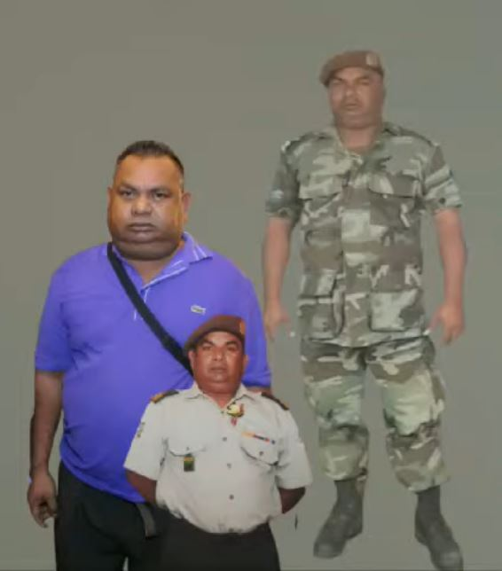 sunildat Baitali Suriname
