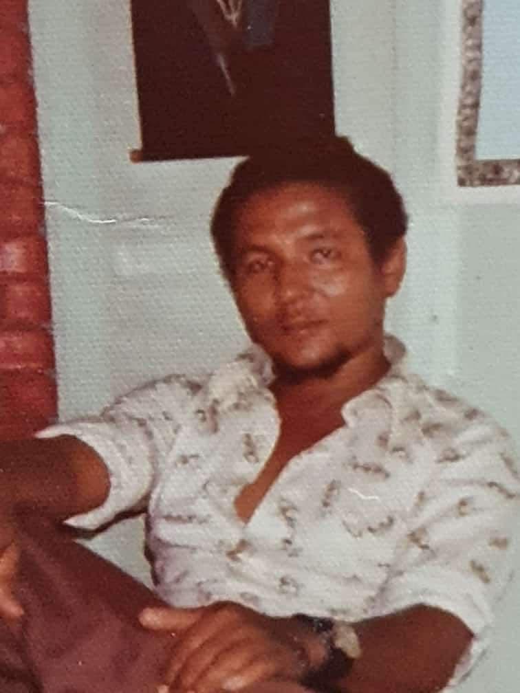 vader Veldkamp Suriname
