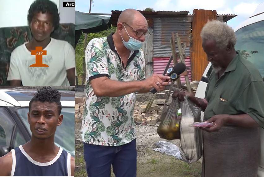 vader 1 voor 12 Suriname
