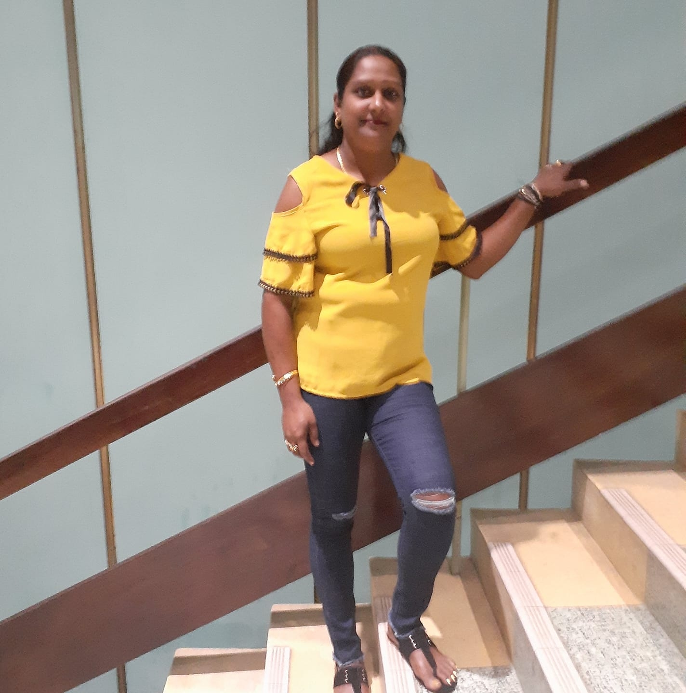 Angela Sewpersad Kalyan Suriname