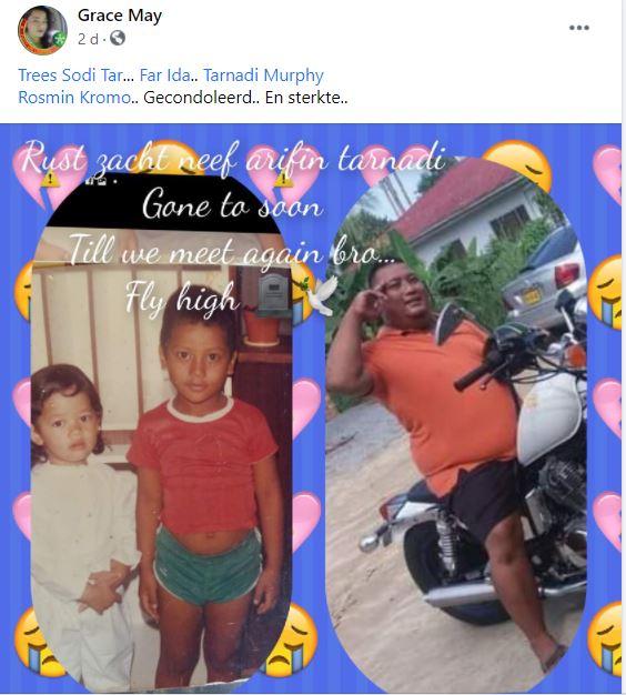 Arief Tarnadi Suriname