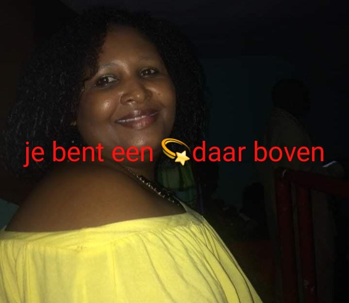Audrie Rodgers Suriname Paramaribo