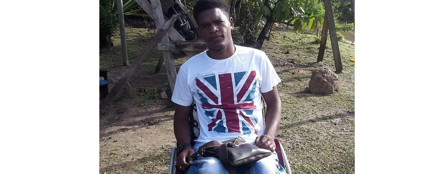 Byorn Kevin Groenfeld Suriname