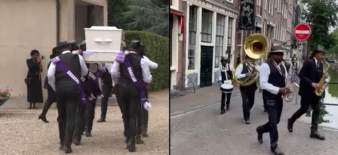 Surinaams Amsterdam Nederland