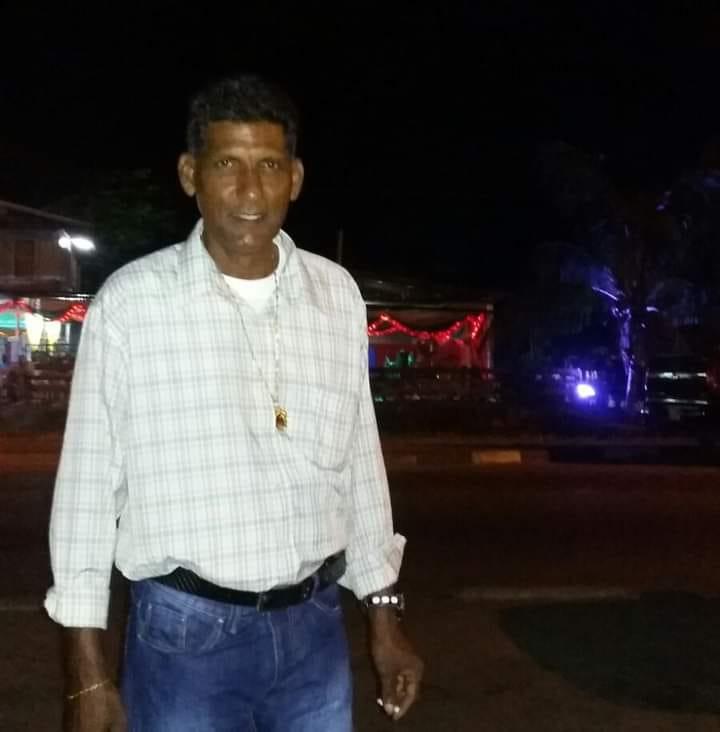 Jan Harpal verjaardag Suriname