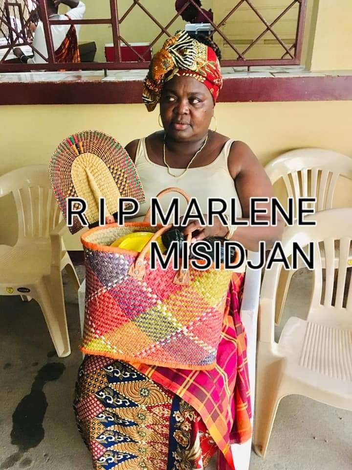 Marlene Misiedjan mama