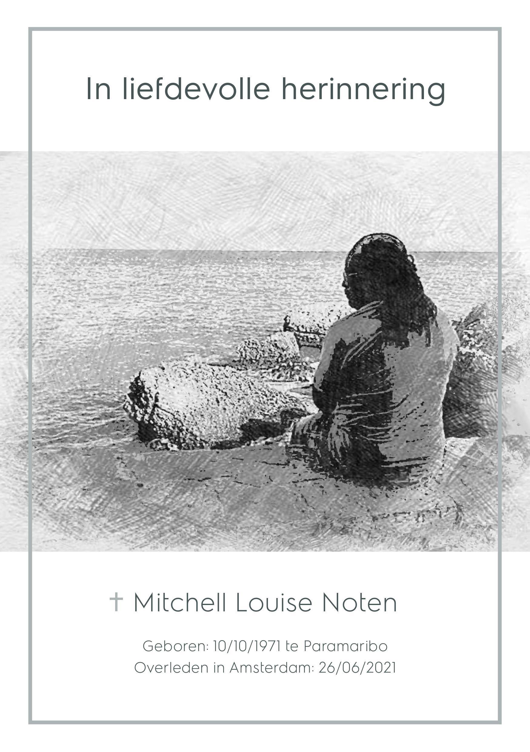 Mitchell Noten Nederland