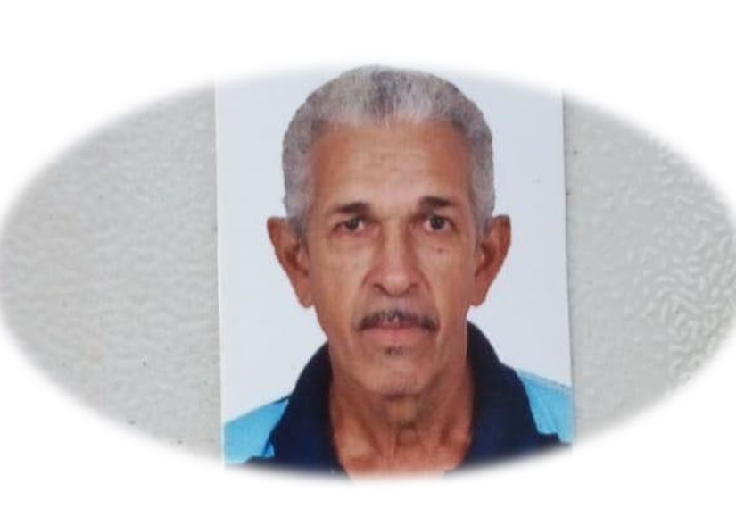 Odd (Redman) Ernst Suriname