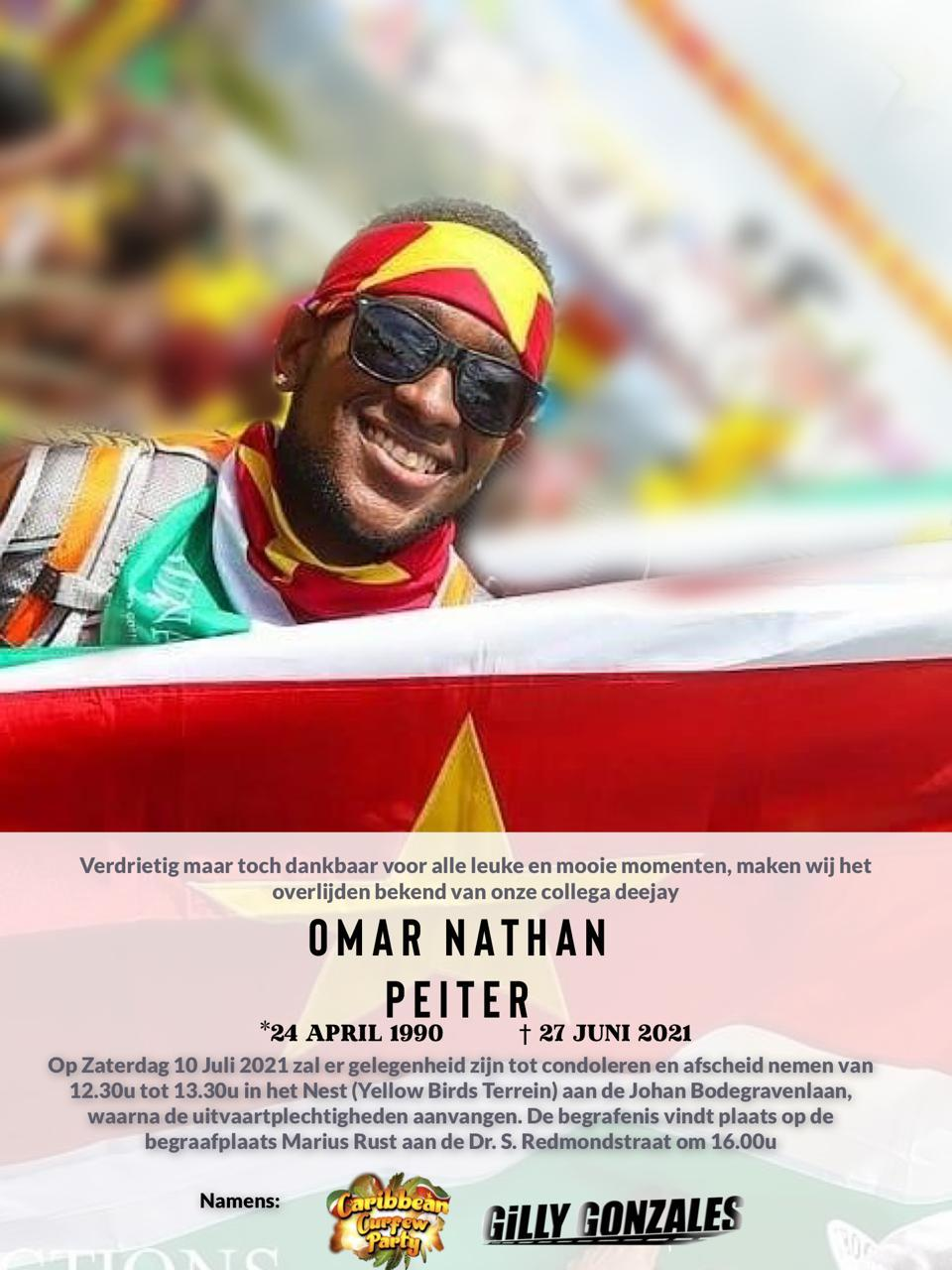 Omar Peiter Paramaribo