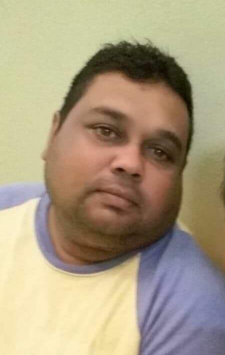 Raakeshkumar Gajadhar Suriname