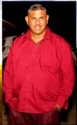 Rakesh Jaggie Suriname