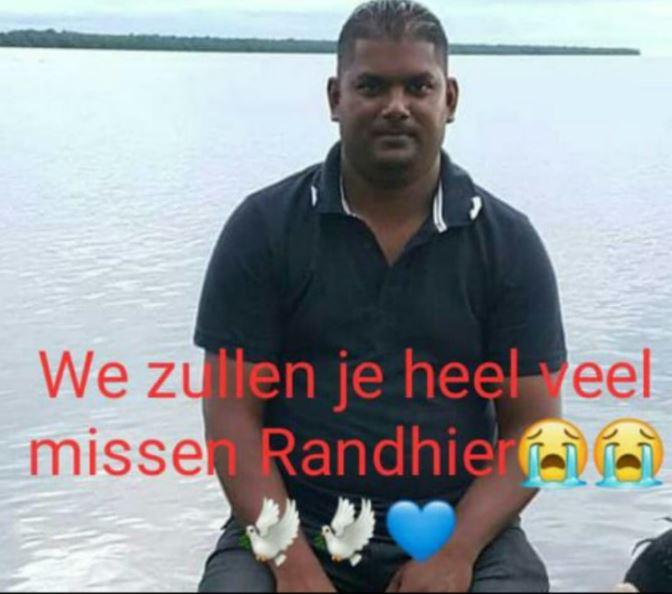 Randhier Harpal Suriname