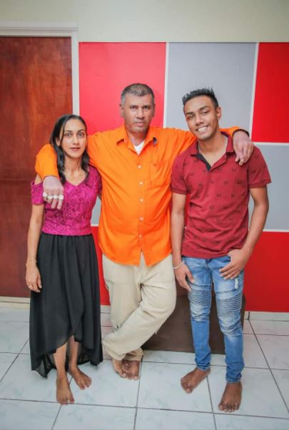 paltoe khoenkhoen Suriname