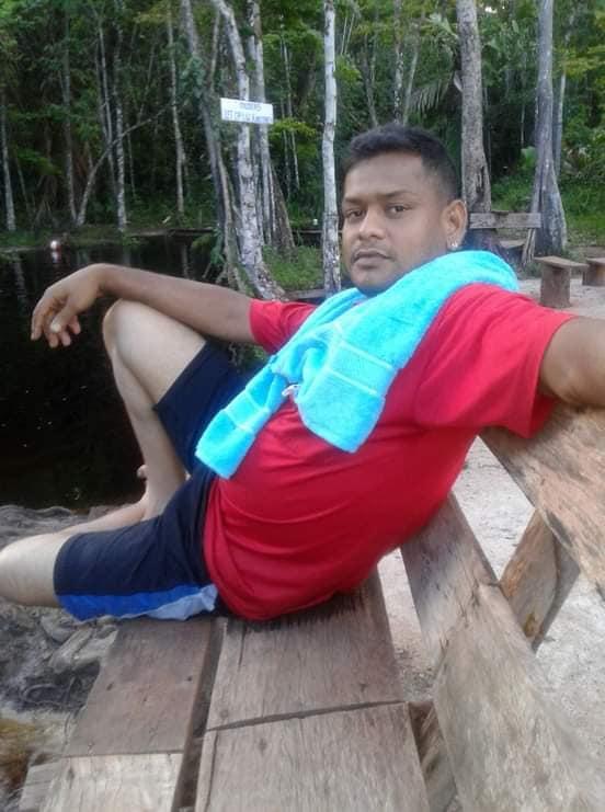 Ritesh Ramautar Suriname