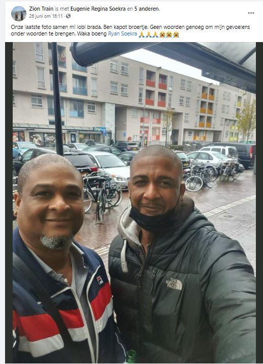 Ryan Soekra Suriname