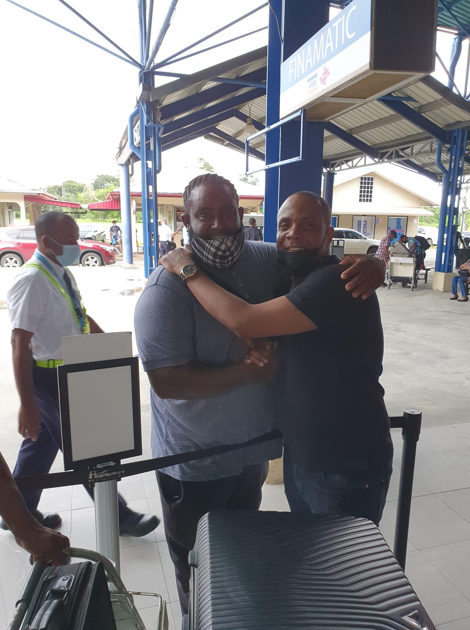 Serge Deekman Suriname Paramaribo