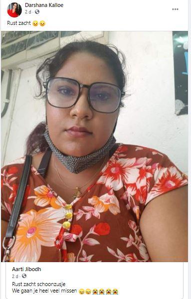 Shakita Kalloe Suriname Frans Guyana