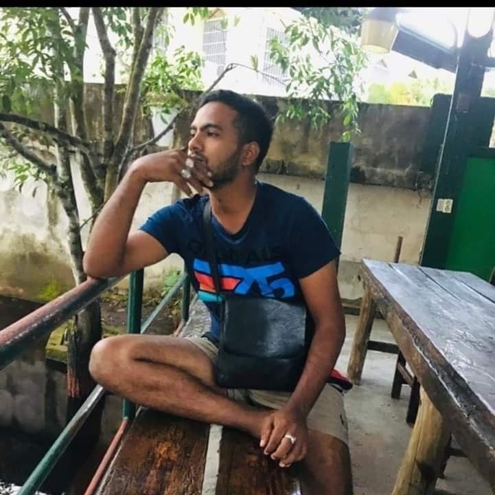 Shalish Manohar politie Suriname 1