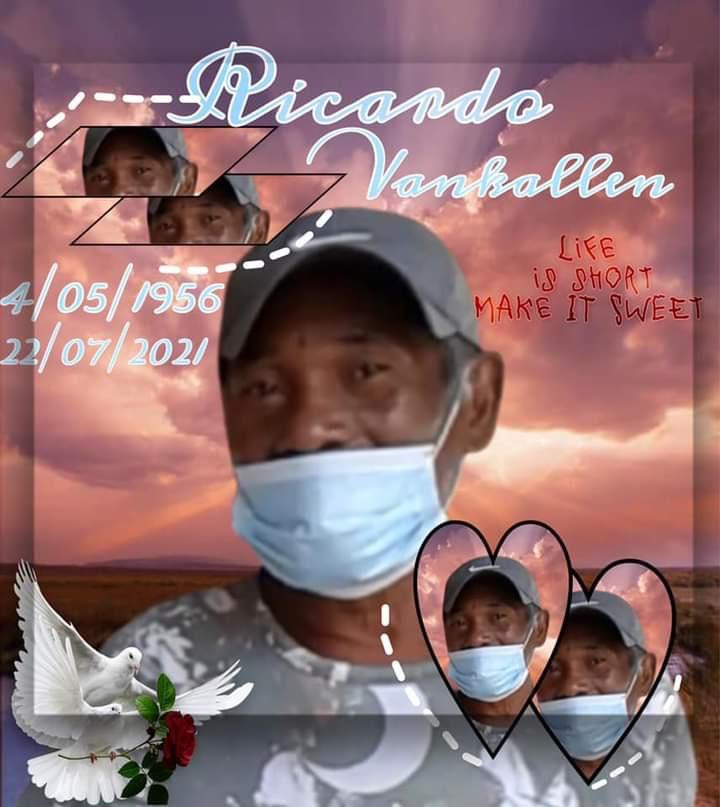 broer kallen Suriname Paramaribo