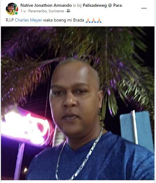 Charles Meyer Paramaribo