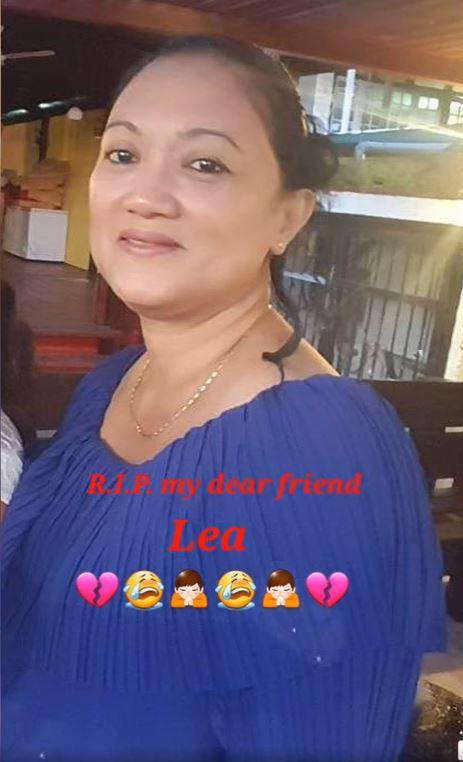 moeder dochter Moestadjab Mentopawiro Paramaribo