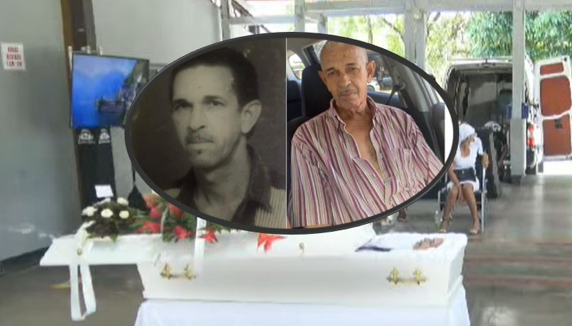 Live video – We nemen nu afscheid van onze vader Odd Ernst in Paramaribo