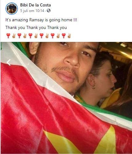 ramsay Groman Paramaribo