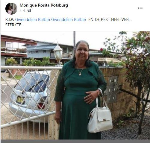rattan Plein Suriname