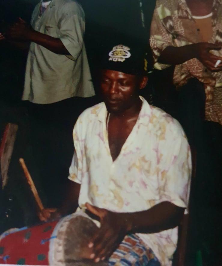 Rick Menes Limbo Suriname