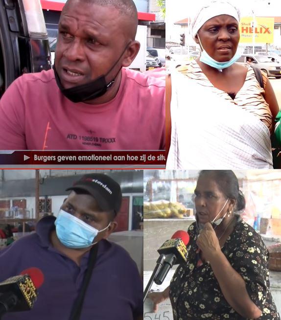 burgers Suriname video