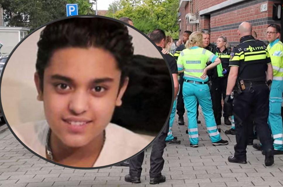 Akshay Rotterdam Nederland zusje