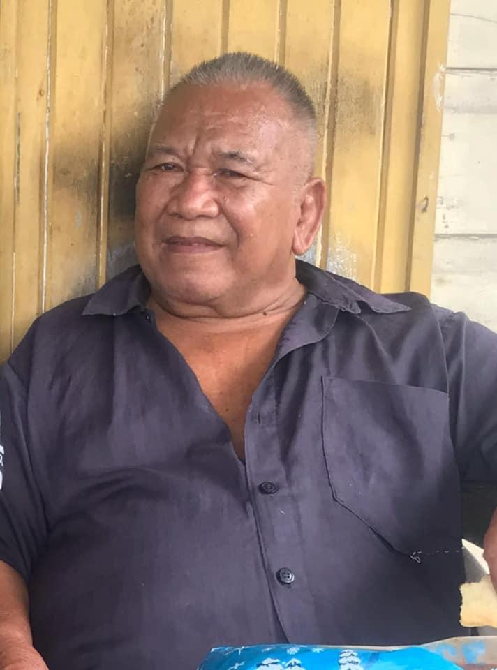 Atmopawiro Ngadirin Suriname Nickerie