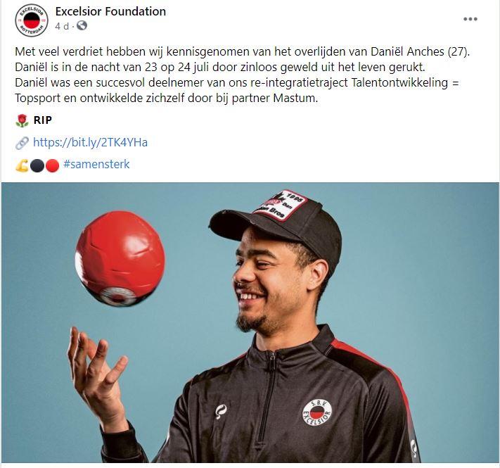 Daan anches Nederland