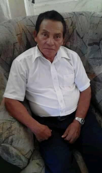 Evert Jubithana Mijn opa Suriname