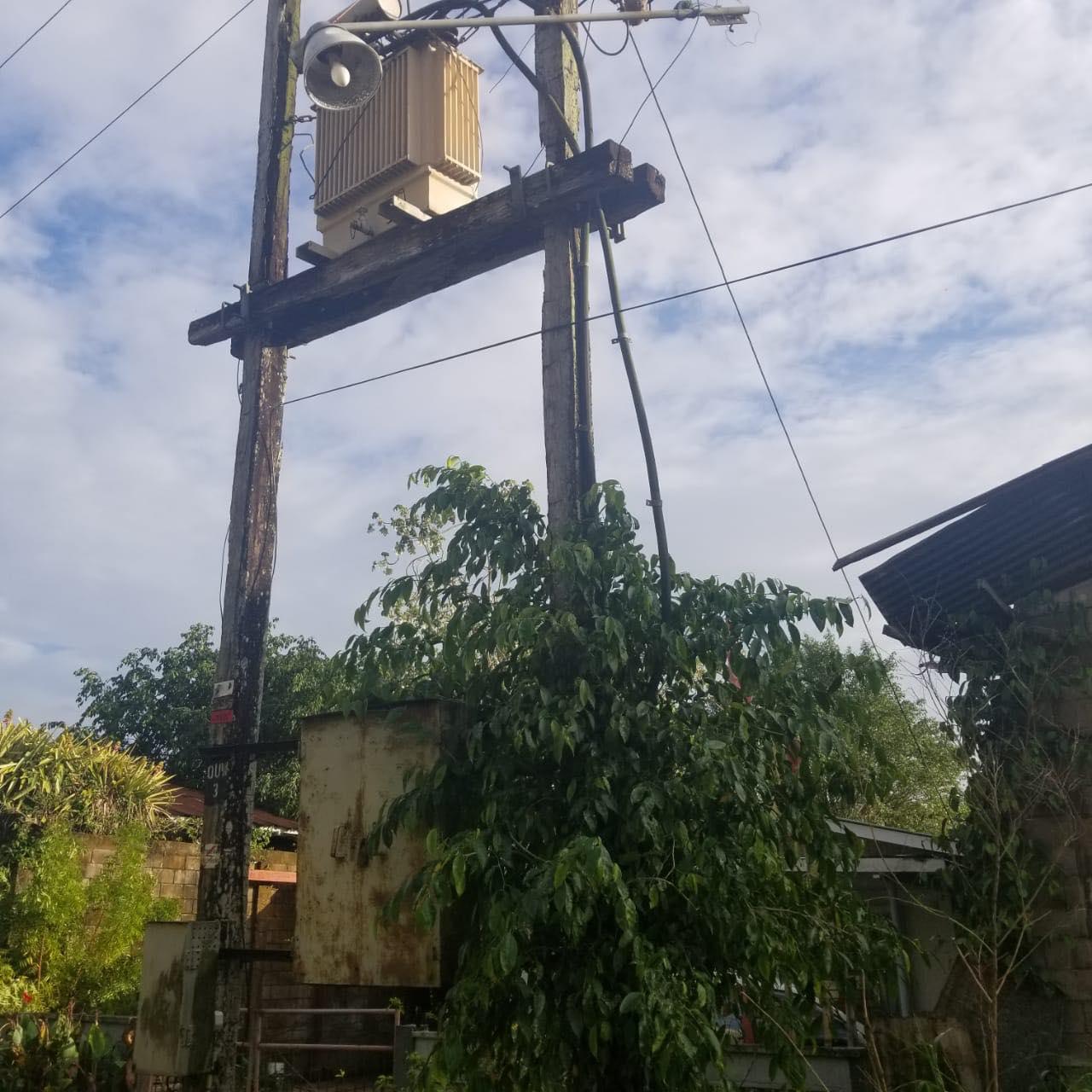Fabriek Suriname bewoners 1