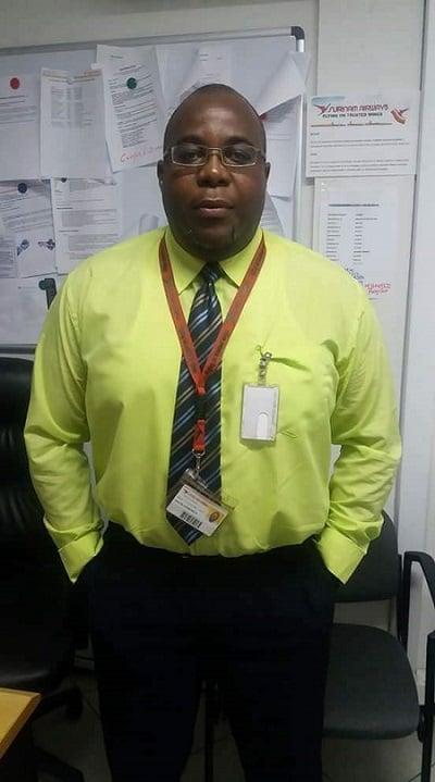 Giovanni Dillenburg SLM Paramaribo Suriname