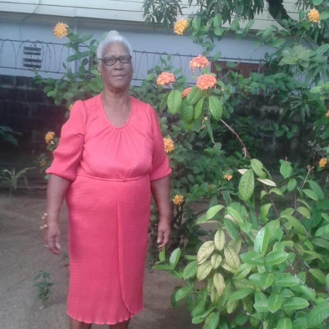 Johanna matilda holband - leons Suriname 1