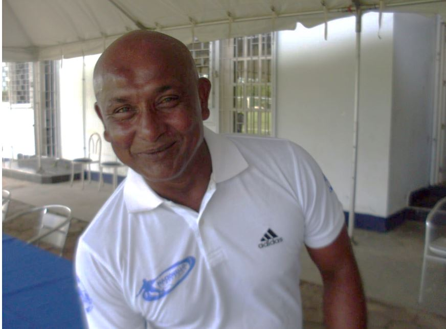 Johnny Ramsin Radjindersing Suriname