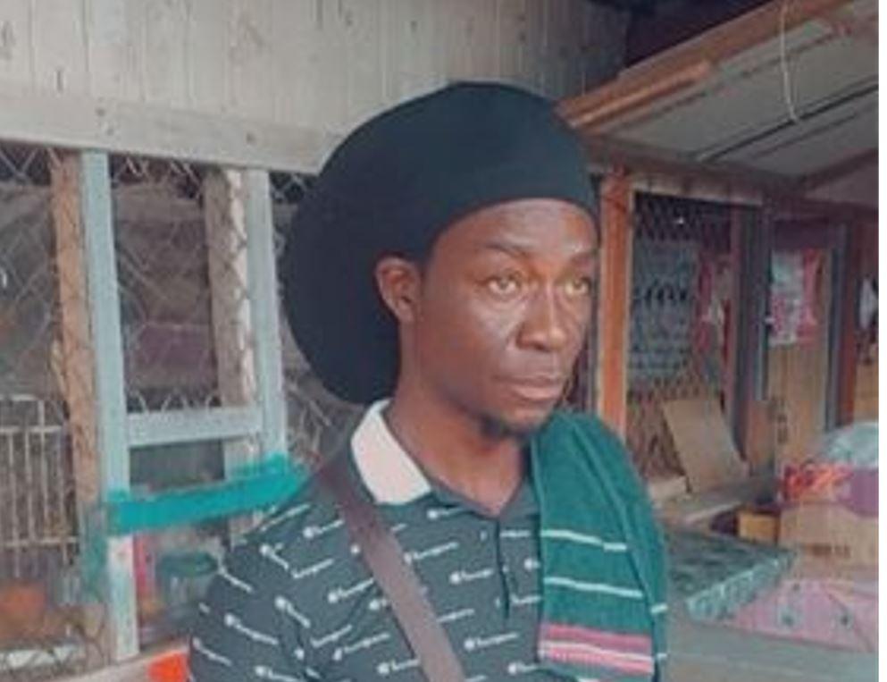 Papa Pansa verkeer Suriname