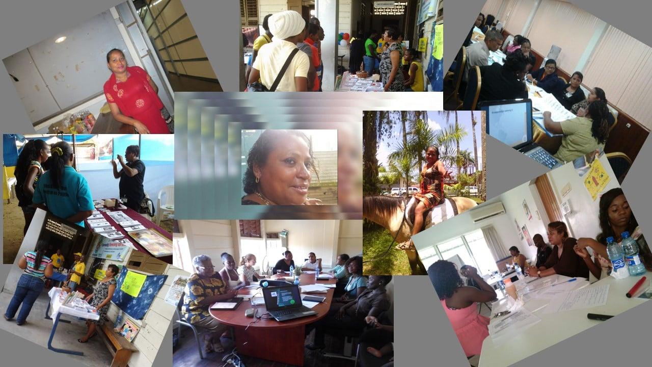 Paramaribo Suriname Dionne Williams-Balgit