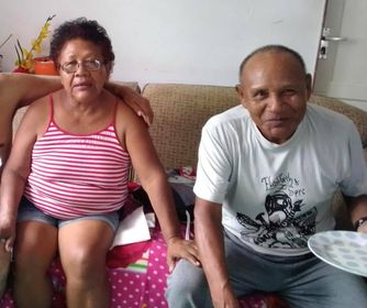 Paulus Toekaja broer Suriname