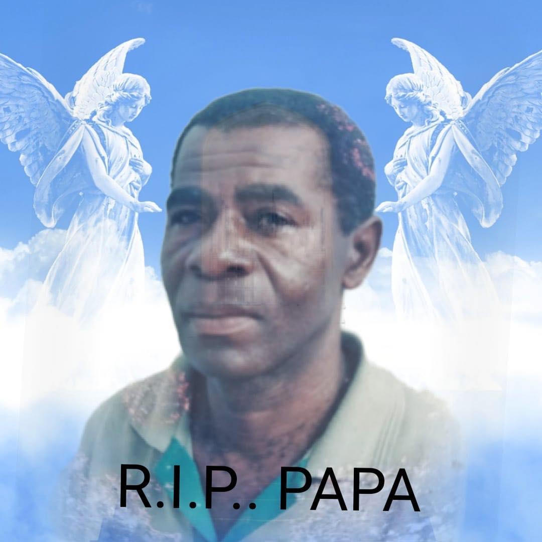 Reinier Darson papa Suriname