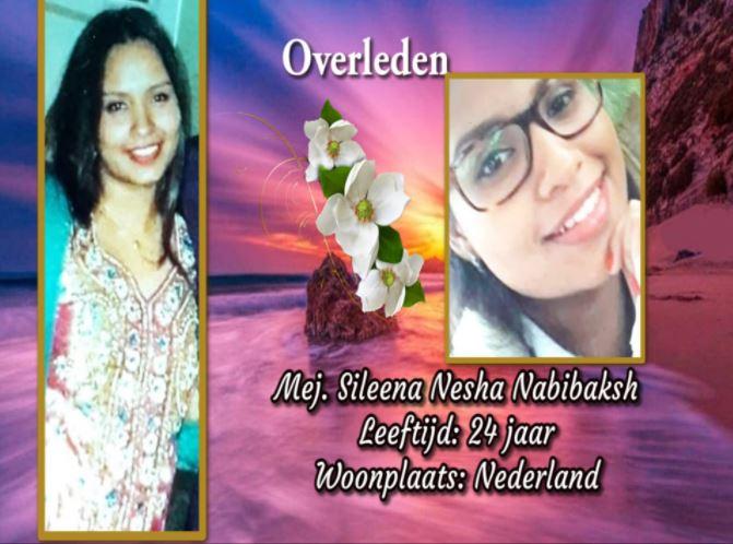 Sileena Nabibaksh Nederland