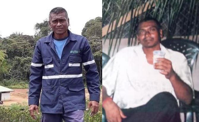 brand container collega's Suriname