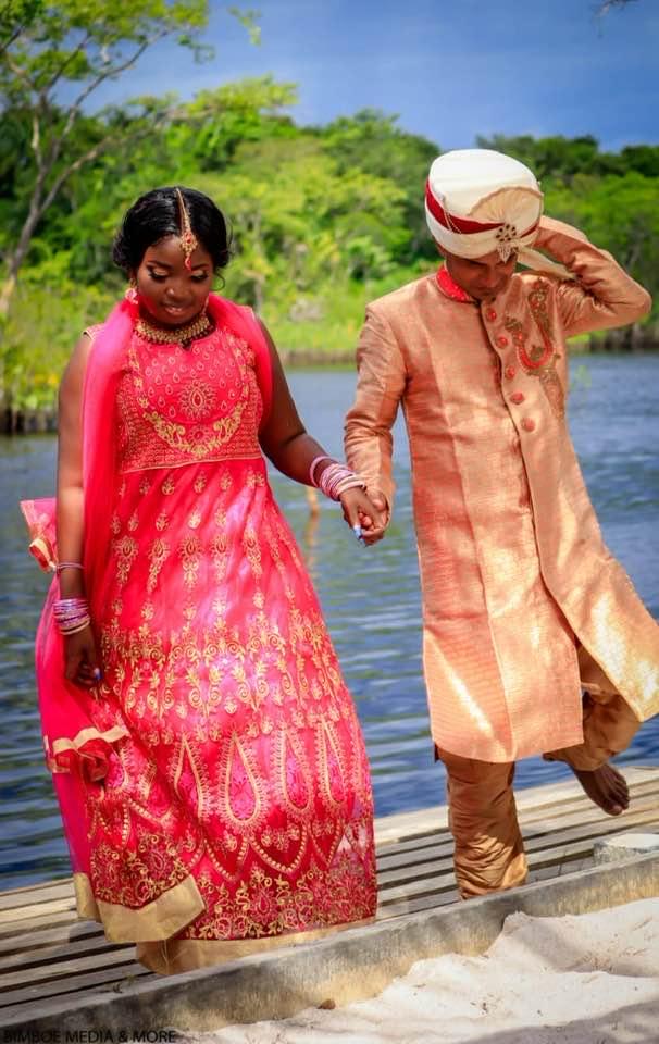 huwelijk Coppin Suriname