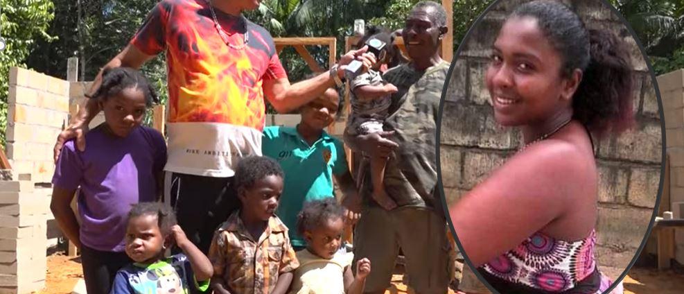 kinderen Suriname Nederland doneren 1 voor 12 moeder